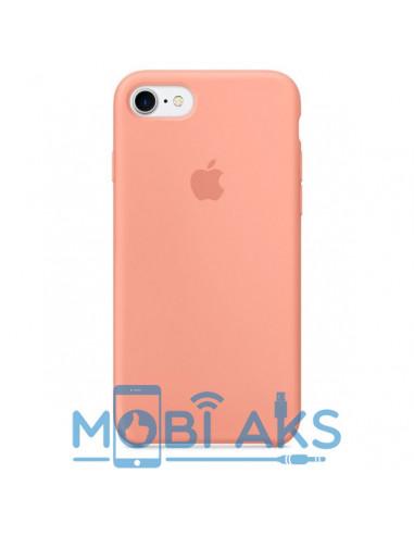 Чехол Silicone case для iPhone 5 / 5S / SE Flamingo