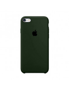 Чехол Silicone case для iPhone 5|5S|SE Virid