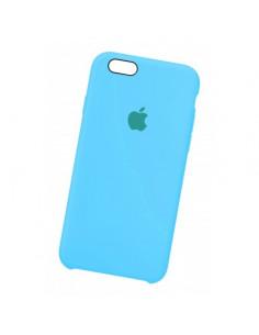 Чехол Silicone case для iPhone 5|5S|SE Royal Blue
