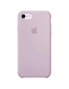 Чехол Silicone case для iPhone 7/8 Lavander