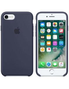 Чехол Silicone case для iPhone 7/8 Midnight Blue