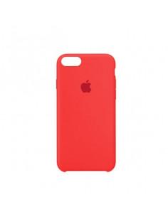 Чехол Silicone case для iPhone 7/8 New Apricot