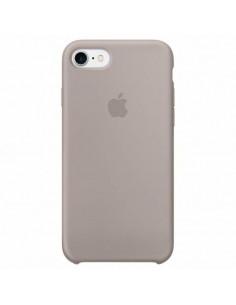 Чехол Silicone case для iPhone 7/8 Pebble