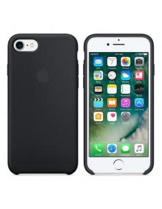 Чехол Silicone case (силикон кейс) для iPhone 7 / 8 Blsck