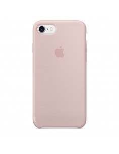 Чехол Silicone case для iPhone 7 / 8 Pink Sand