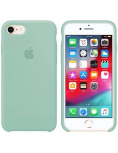 Чехол Silicone case для iPhone 7/8 Mint Gam