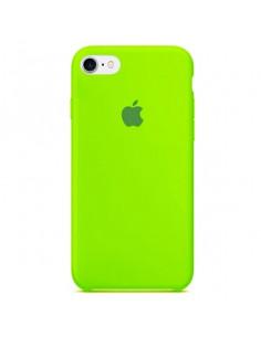 Чехол Silicone case для iPhone 7 / 8 Lime Green