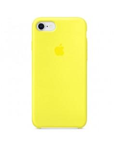 Чехол Silicone case для iPhone 7/8 Flash
