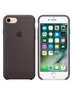 Чехол Silicone case для iPhone 7/8 Cocoa