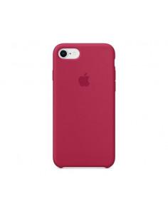 Чехол Silicone case для iPhone 7/8 Rose Red