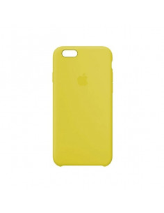 Чехол Silicone case для iPhone 7/8 New Yellow