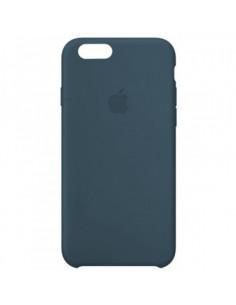 Чехол Silicone case для iPhone 7/8 Blue New