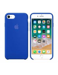 Чехол Silicone case для iPhone 7/8 Ultra Blue