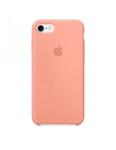 Чехол Silicone case для iPhone 7/8 Flamingo