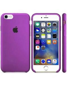 Чехол Silicone case для iPhone 7/8 Purple