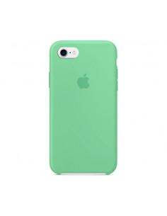 Чехол Silicone case для iPhone 7/8 Spearmint