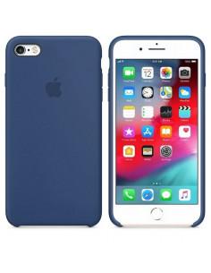 Чехол Silicone case для iPhone 7/8 Alaskan Blue