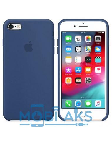 Чехол Silicone case для iPhone 7 / 8 Alaskan Blue