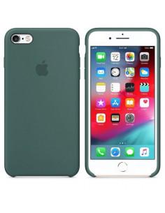 Чехол Silicone case для iPhone 7/8 Pine Green