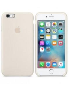 Чехол Silicone case для iPhone 7/8 Antique White