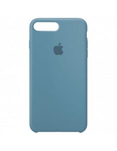 Чехол Silicone case (силикон кейс) iPhone 7/8 Plus Corn Flower