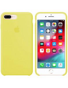 Чехол Silicone case (силикон кейс) iPhone 7/8 Plus Flash