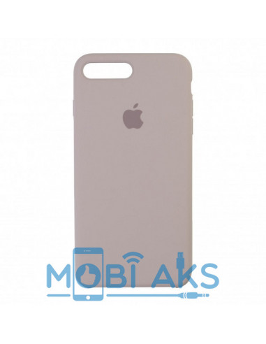 Чехол Silicone case (силикон кейс) iPhone 7 / 8 Plus Lavander