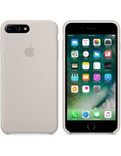 Чехол Silicone case (силикон кейс) iPhone 7/8 Plus Stone