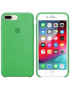 Чехол Silicone case (силикон кейс) iPhone 7/8 Plus Spearmint
