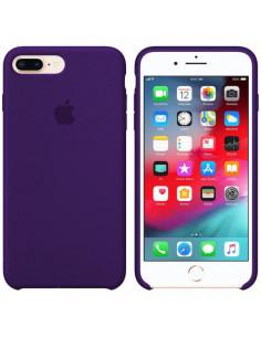 Чехол Silicone case (силикон кейс) iPhone 7/8 Plus Ultra Violet