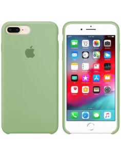 Чехол Silicone case (силикон кейс) iPhone 7/8 Plus Mint Gam