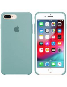 Чехол Silicone case (силикон кейс) iPhone 7/8 Plus Sea Blue