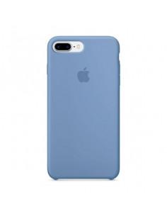 Чехол Silicone case (силикон кейс) iPhone 7/8 Plus Azure