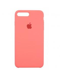 Чехол Silicone case (силикон кейс) iPhone 7/8 Plus Coral