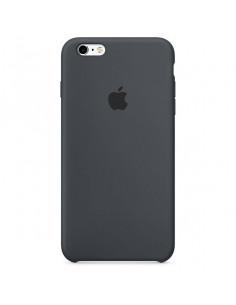 Чехол Silicone case (силикон кейс) iPhone 6S Plus Pebble