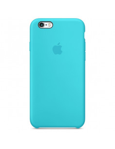 Чехол Silicone case (силикон кейс) iPhone 6S Plus Royal Blue