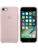 Чехол Silicone case (силикон кейс) iPhone 6S Plus Pink Sand
