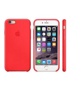 Чехол Silicone case (силикон кейс)  iPhone 6S Plus Rose