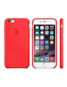 Чехол Silicone case (силикон кейс)  iPhone 6S Plus Rose