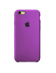 Чехол Silicone case (силикон кейс) iPhone 6S Plus Purple