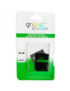 Аккумулятор Grand Premium Nokia BL-5B (Nokia 3220, 3230, 5070, 5140i, 5200, 5300 Xpress Music)