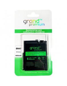 Xiaomi Mi A2 Lite батарея Grand Premium BN47 (4000 мАч)
