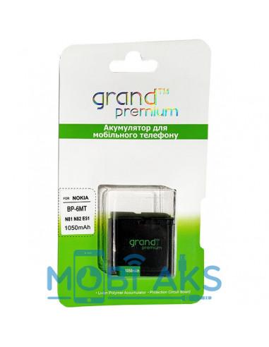 Аккумулятор Nokia BP-6MT Grand Premium (1050 мАч)