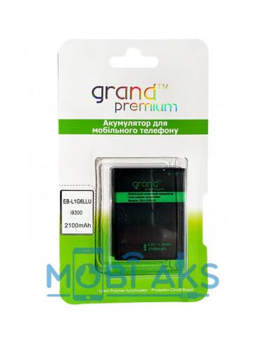 Аккумулятор Samsung i9300 Galaxy S3 (EB535163LU) Grand Premium (2100 мАч)