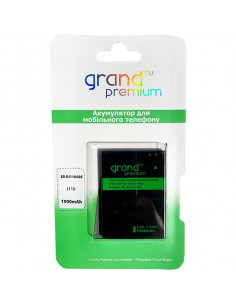 Аккумулятор Grand Premium EB-BJ110ABE для Samsung Galaxy J1 Ace (J110)