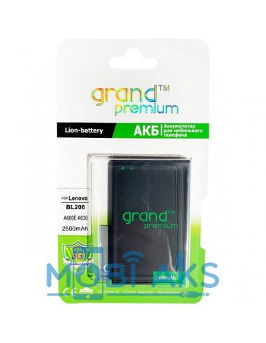 Аккумулятор  Lenovo BL206 Grand Premium