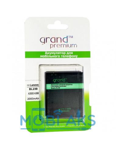 Аккумуляторная батарея Grand Premium Lenovo BL239 для A399 / A330E