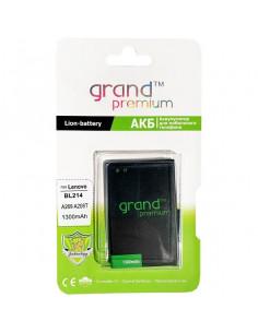 Аккумулятор Lenovo BL214 Grand Premium (1300 мАч)