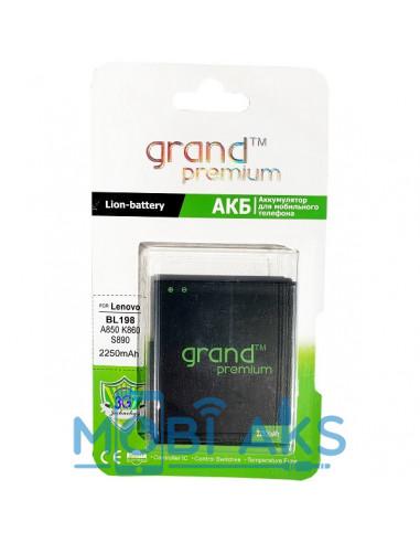 Аккумулятор Lenovo BL198 Grand Premium