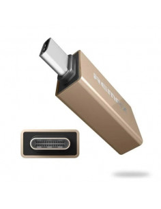 Переходник Remax OTG Type-c RA-OTG1 USB 3.0